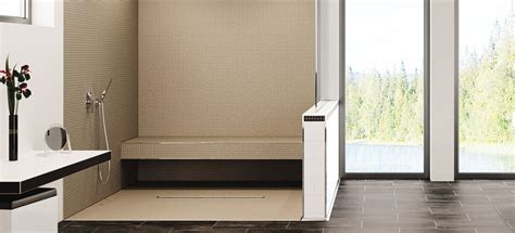 barrier free bathroom design barrier free bathrooms schluter com