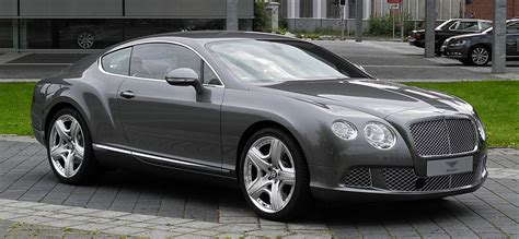 bentley continental file bentley continental gt ii frontansicht 5 30