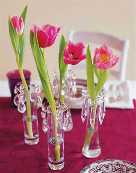 simple flower arrangements for tables 35 simple spring flower arrangements table centerpieces