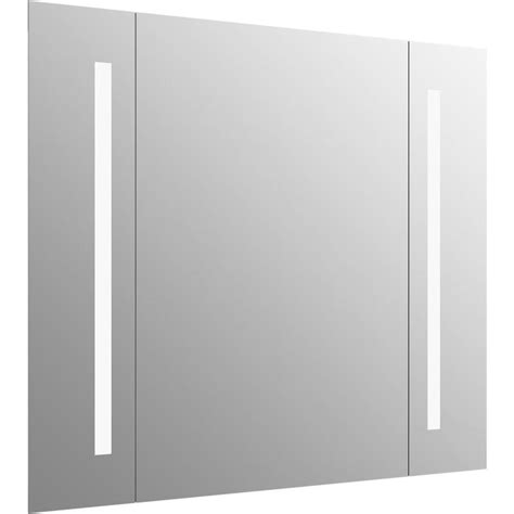 Shop Kohler Verdera 24 In X 33 In Rectangular Framed Kohler Bathroom Mirrors