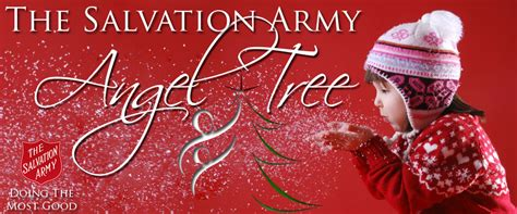 angel tree the salvation army usa hton roads va