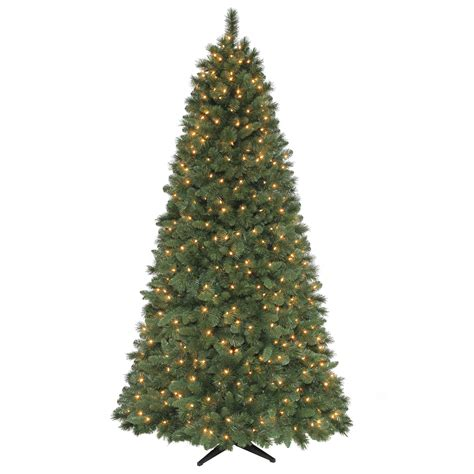 7 5 quick set pine christmas tree fast and festive with