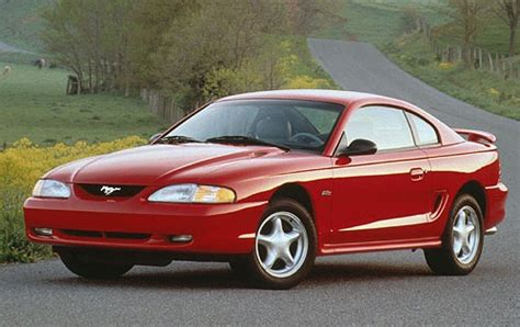 car maintenance manuals 1996 ford mustang parking system maintenance schedule for 1996 ford mustang openbay