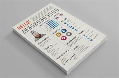 Best Professional Resume Samples by Grafiker De 40 Inspirierende Und Kreative Bewerbungen
