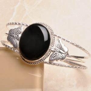 Gelang Fleksibel 6 gelang batu onyx untuk fashion style kawula muda