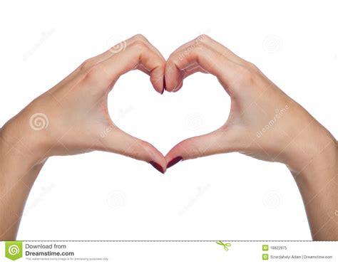 imagenes de i love you con las manos manos que forman el coraz 243 n foto de archivo libre de
