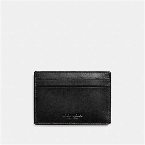 Coach Wallet For By Bagladies money clip card in sport calf leather