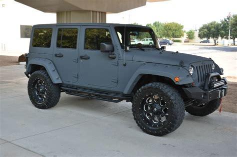 Jeep 4x4 2012 Jeep Wrangler Ult 4x4
