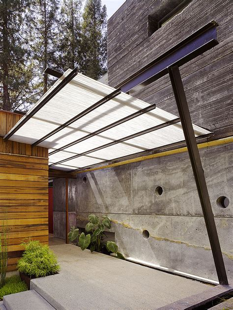 hybrid woodworking hybrid wood and concrete home