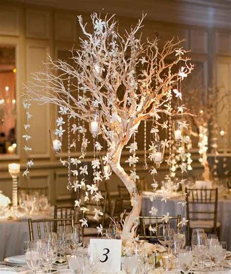 Winter Wedding Decoration - memorable wedding romantic and magical winter vintage wedding ideas
