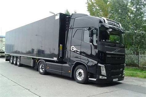 volvo big rig trucks volvo truck big rigs