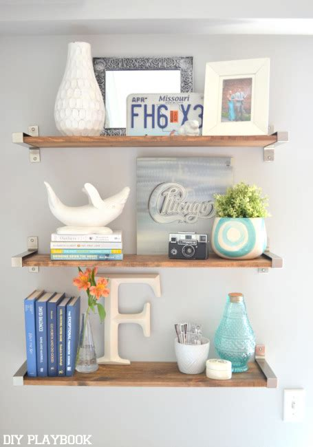 ikea wall shelves hack ikea hack rustic diy shelves diyideacenter com