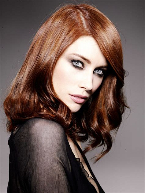 how to color black hair coppet pictures dark red hair color is it right for you