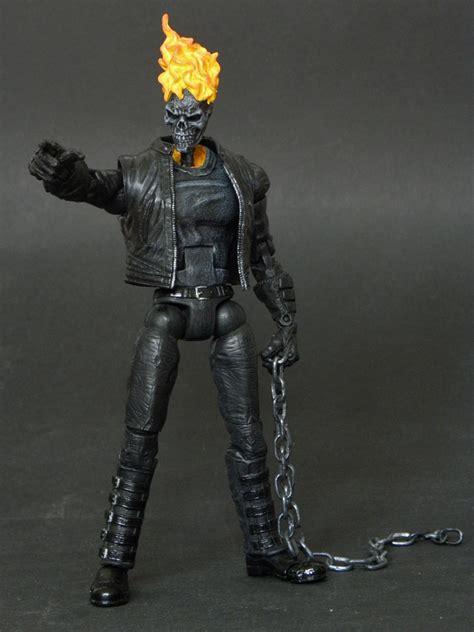 Custom Ghost Rider 1 marvel legends ghost rider custom 2 by luxusik on deviantart