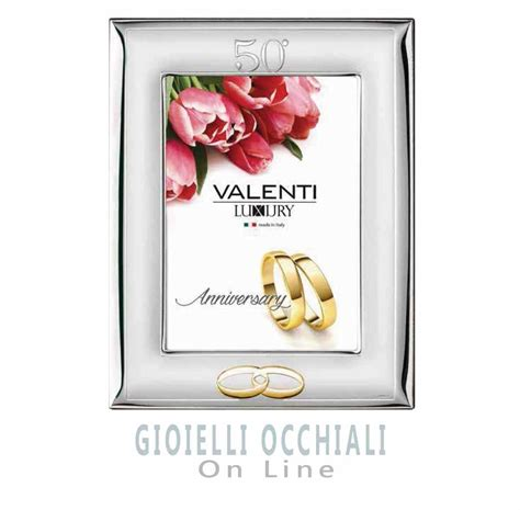 cornici matrimonio cornice per 50 anni di matrimonio valenti luxury cornici