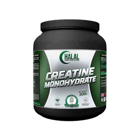 Creazzy 100 Halal 100 Creatin Monohydrate halal nutrition meal replacement powder chocolate