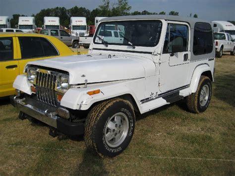 Jeep 4x4 Laredo 1989 Jeep 4x4 Wrangler Laredo