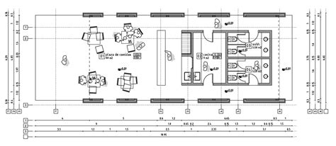 Restaurant Floor Plan With Dimensions gallery of outdoor food court in centenario town jaf