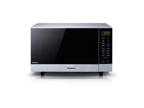 Microwave Di Electronic City electronic city panasonic microwave silver nn gf574mtte