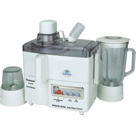 panasonic juicer blender mj w176p price in pakistan