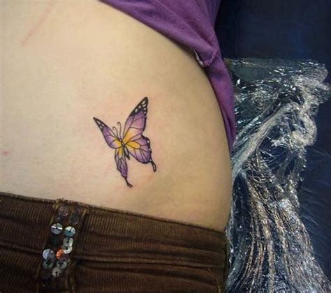 butterfly tattoo on hip design hip tattoos