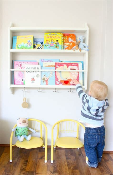 ikea hack children s book shelf