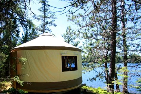 Luxury Yurt Homes Yurt Rental In Ontario
