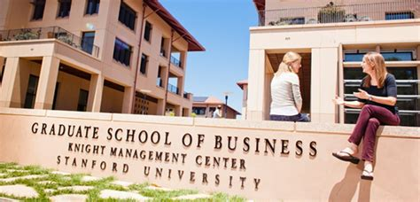 How Much Does An Mba Cost At Stanford by Top 10 Mba Colleges In U S A 2015 Rankings