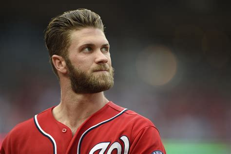 bryce haircut the inevitable bryce harper in pinstripes