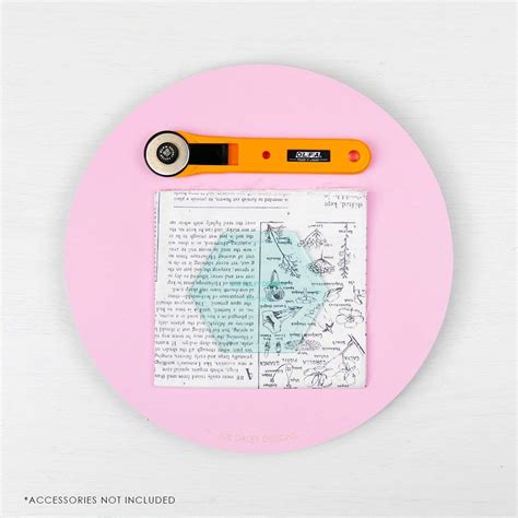 10 rotating cutting mat sue daley designs rotating cutting mat sue daley designs 10 quot my