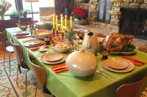 table setting pictures thanksgiving table setting ideas tableclothsfactory blog