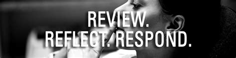 100 day challenge review reflect review respond i gary blair