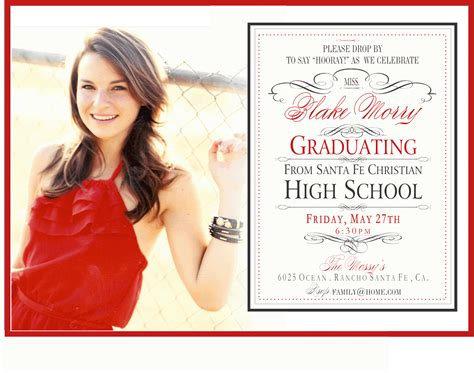 s details whimsical graduation invite