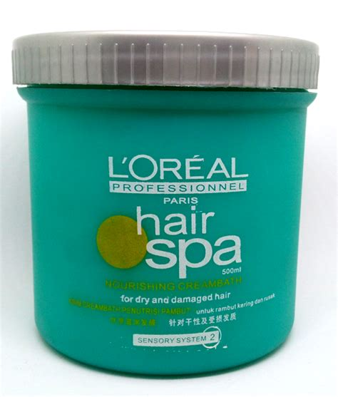 Sho Loreal Hair Spa buy l oreal hair spa for and damaged hair at best bd price