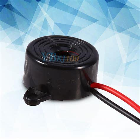 Alarm Buzzer 3v 24v 10ma black piezo electronic tone buzzer alarm alert