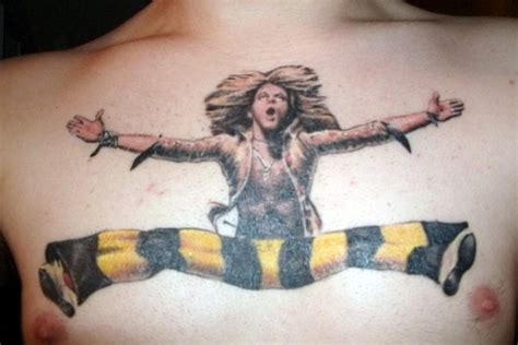 tattoo van halen awesome tattoos livinglovingmaid