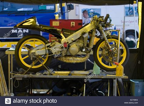 125er Motorrad Rennmaschine by 125cc Racing Stockfotos 125cc Racing Bilder Alamy