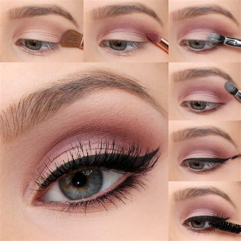 mattes make up lulus how to mauve matte eye tutorial lulus fashion