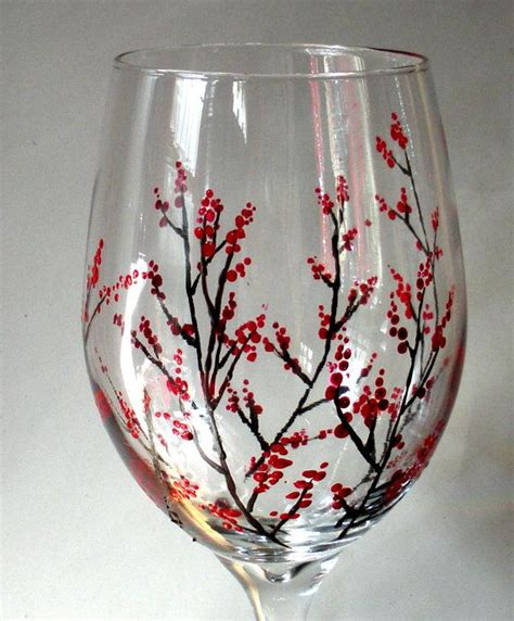 17 Best Ideas About Glass Paint On Diy Wine