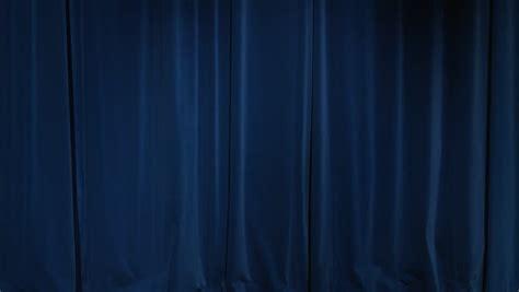 dark blue curtain blue theater curtain stock footage video shutterstock