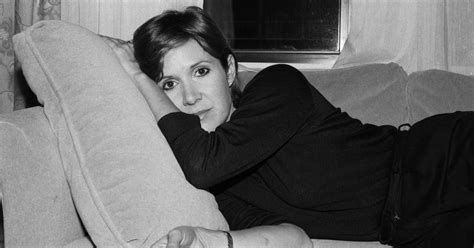 Jumbo Carie opinion the honesty of carrie fisher the new york times