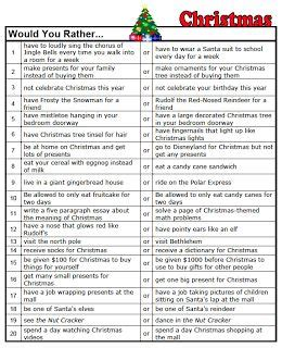 printable christmas personality quizzes free language arts lesson free christmas would you