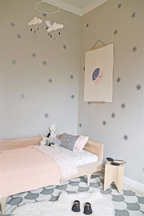 pink and grey girls bedroom modern pink and grey girl s room nursery kids room