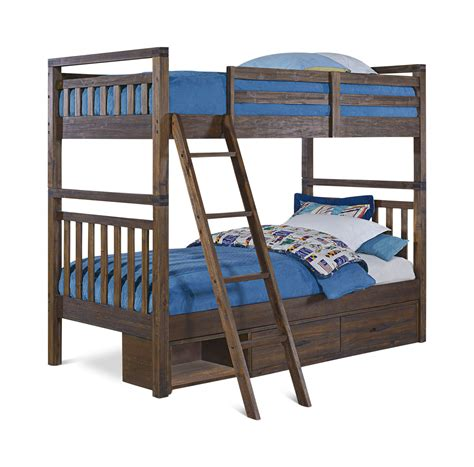 t bunk beds st croix t t bunk bed by cole hom furniture