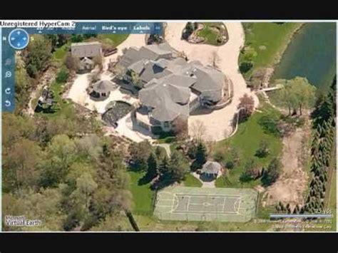 Eminem Crib by Where Does Eminem Marshall Mathers Live I He Lives