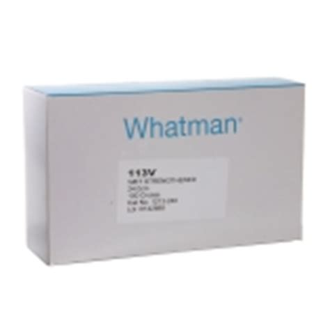 whatman grade 113v qualitative filter paper pre pleated