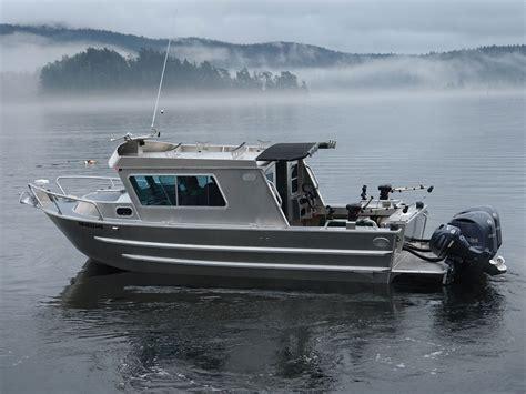 silver streak boats 24 swiftsure xw aluminum cabin boat by silver streak boats