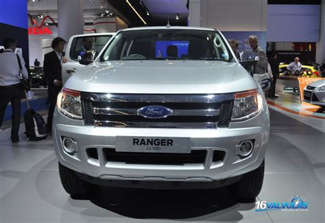 What Does Se Stand For Ford by Nueva Ford Ranger Cabina Doble Sal 243 N De Frankfurt 2011