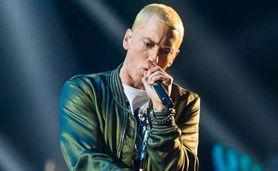 Says Eminem Lead To Attempt by Eminem Teases Possible Lead Single Quot Walk On Water Quot