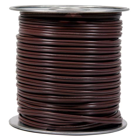 18 speaker wire wire the home depot